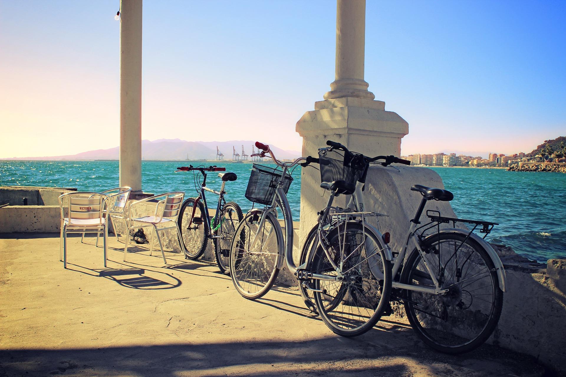 ברצלונה למטייל על אופניים