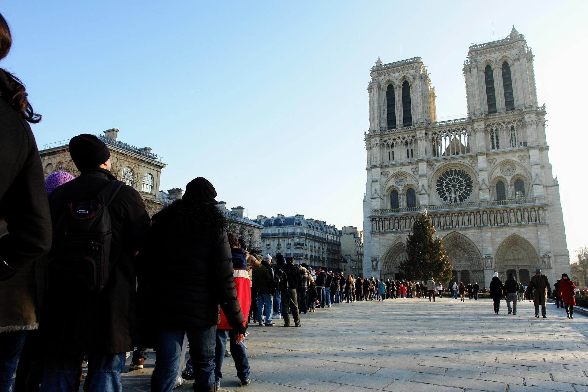 קתדרלת נוטדה-דאם בפריז