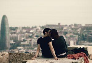 רומנטיקה בברצלונה