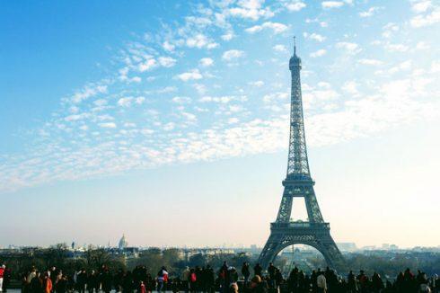 סיור מודרך בפריז