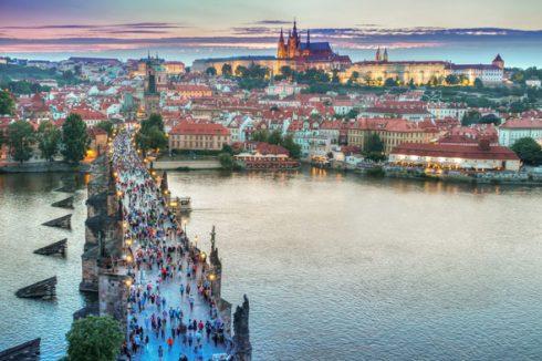 סיורים בפראג