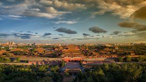 הנוף מגבעת ג'ינג
