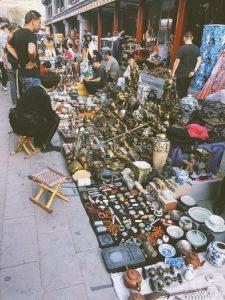 שוק הפשפשים בבייג'ינג