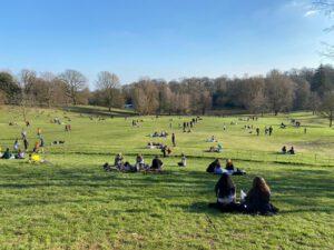 פארקים ששווה לבקר בלונדון