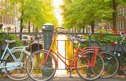 אופניים באמסטרדם – דרך מדהימה לגלות את העיר