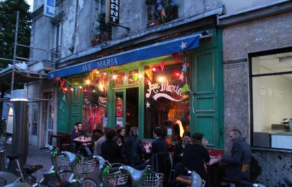 המלצה למסעדה בפריז – Ave Maria