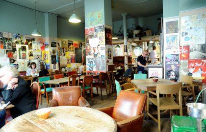 מסעדת Le Loir dans la Theiere- פריז