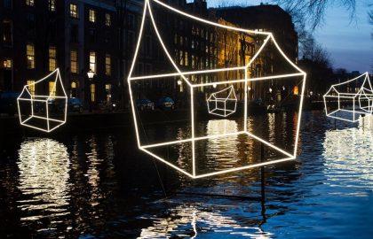 פסטיבל האורות באמסטרדם 2020
