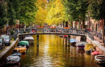 סיור היכרות באמסטרדם – מרכז העיר