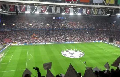 כדורגל באמסטרדם