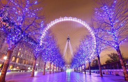 העין של לונדון – London Eye