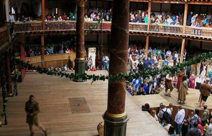 הגלוב של שייקספיר (Shakespeare's Globe)