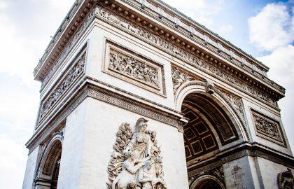 שער הניצחון בפריז