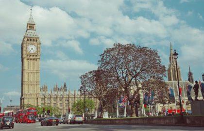 מסלולי טיול מומלצים בלונדון