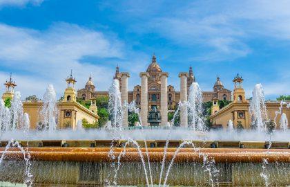 מסלולי טיול בברצלונה