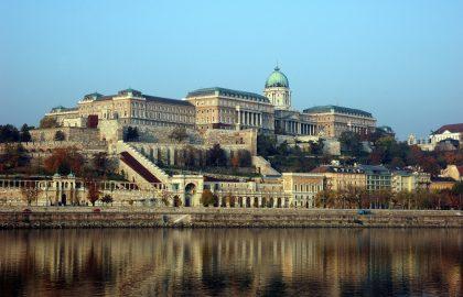 רובע הארמונות של בודפשט