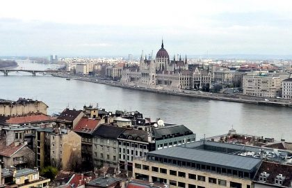 רשמים מביקור מדהים בבודפשט