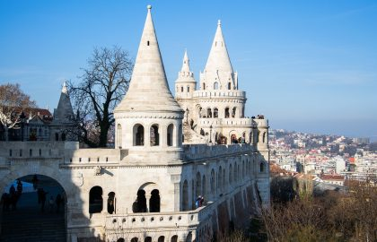 סיור בבודפשט הקלאסית