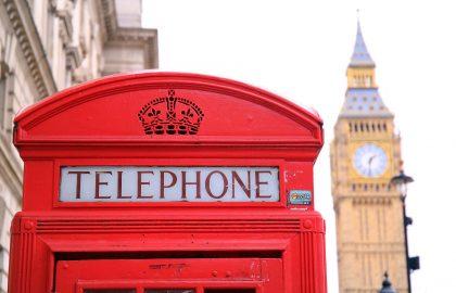 סיור בלונדון הקלאסית