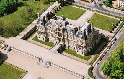 עמק הלואר – הארמונות המפוארים של פריז