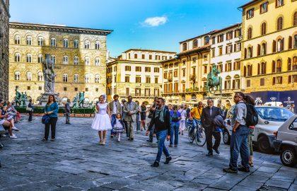 סיור בפירנצה – היכרות עם העיר