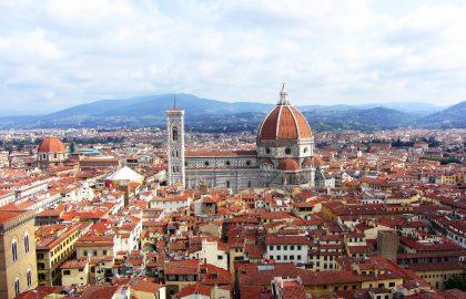 חמשת המקומות שאסור לפספס בפירנצה
