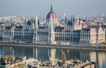 בית הפרלמנט של בודפשט