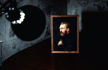 סיור במוזיאון ואן-גוך