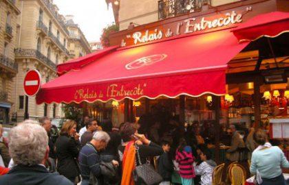 מסעדת le relais de venis- פריז