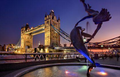 לונדון עם ילדים