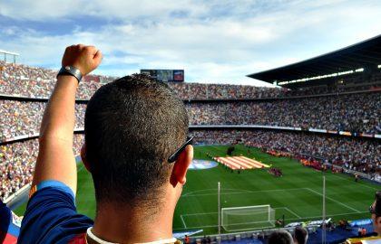 כדורגל בברצלונה