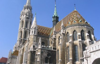 כנסיית מתיאש – Matthias Church