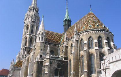 כנסיית מתיאש – Matthias Church