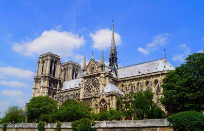 סיור בפריז – נוטרה דאם והרובע הלטיני