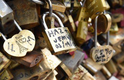 מפריז באהבה – אתרים רומנטיים בפריז