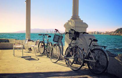 ברצלונה על אופניים