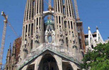 סגרדה פמיליה (La Sagrada Familia)