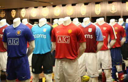 כדורגל והופעות בלונדון