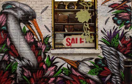 סיור בשכונת שורדיץ' – מזרח לונדון